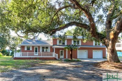 Savannah Single Family Home For Sale: 2106 Walthour Road