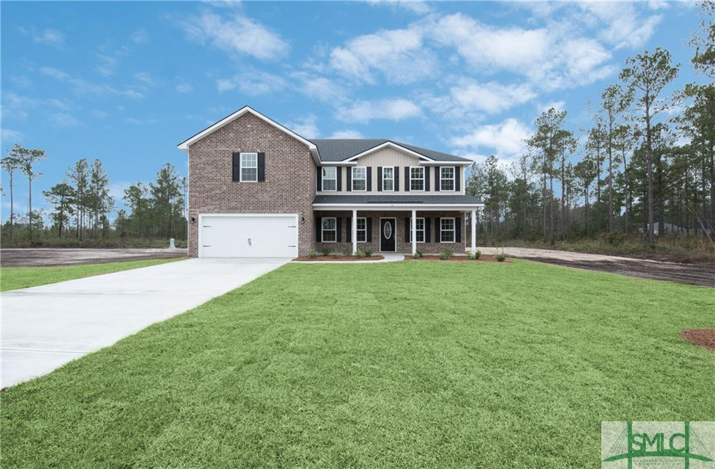 234 Vickers, Ludowici, GA, 31316, Ludowici Home For Sale
