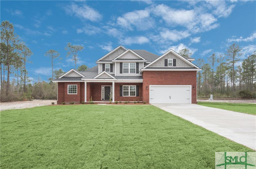 262 Vickers, Ludowici, GA, 31316, Ludowici Home For Sale