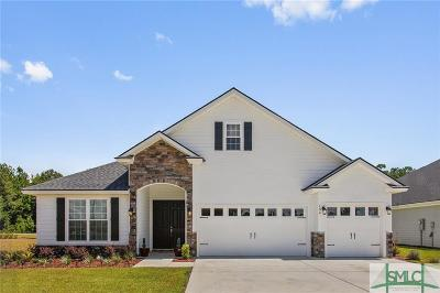 Pooler Single Family Home For Sale: 154 Martello Road