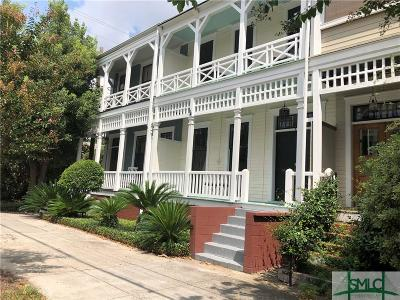 Savannah Single Family Home For Sale: 914 Abercorn Street
