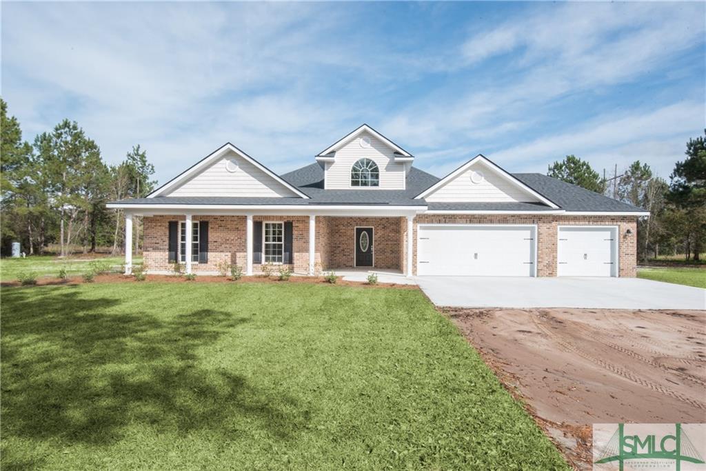 2717 GA Hwy 57, Ludowici, GA, 31316, Ludowici Home For Sale