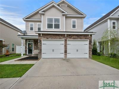Richmond Hill Single Family Home For Sale: 615 Summer Hill Way