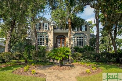 Savannah Single Family Home For Sale: 63 Islanders Retreat