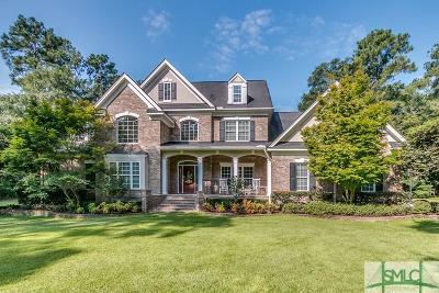 Guyton Single Family Home For Sale: 945 Honey Ridge Road