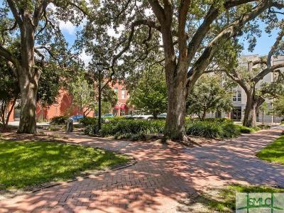Savannah Condo/Townhouse For Sale: 110 Barnard Street #214
