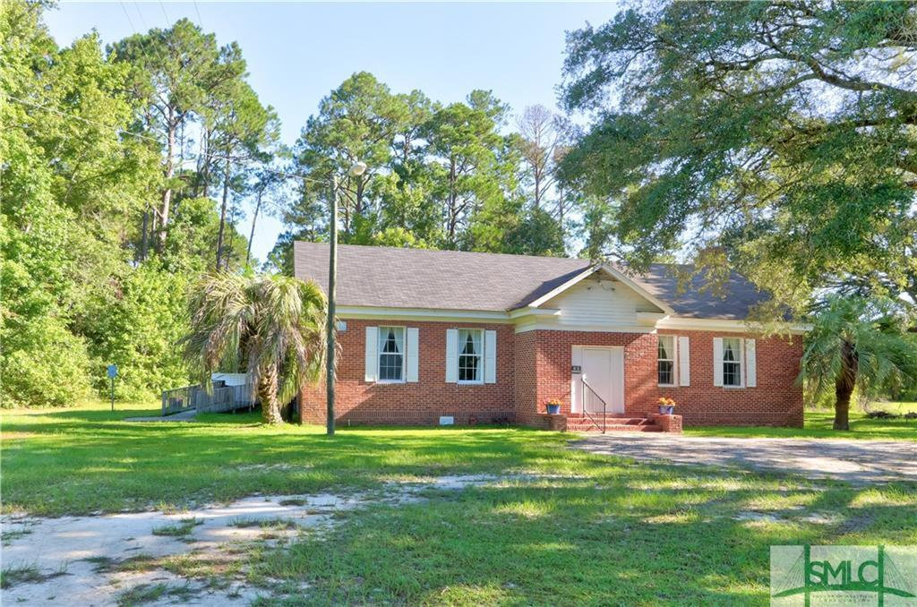 1040 Highway 280, Pembroke, GA, 31321, Pembroke Home For Sale