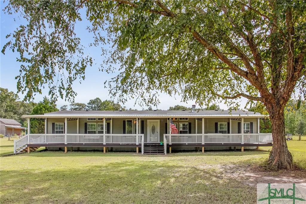 1162 Old Louisville Road Guyton Ga Mls 196115 Savannah Homes