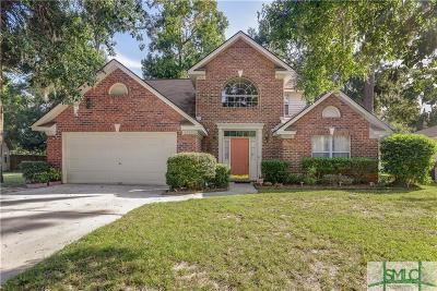 Savannah Single Family Home For Sale: 104 Brewton Hill Court