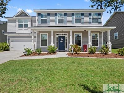 Richmond Hill Single Family Home For Sale: 170 Sail Maker Lane