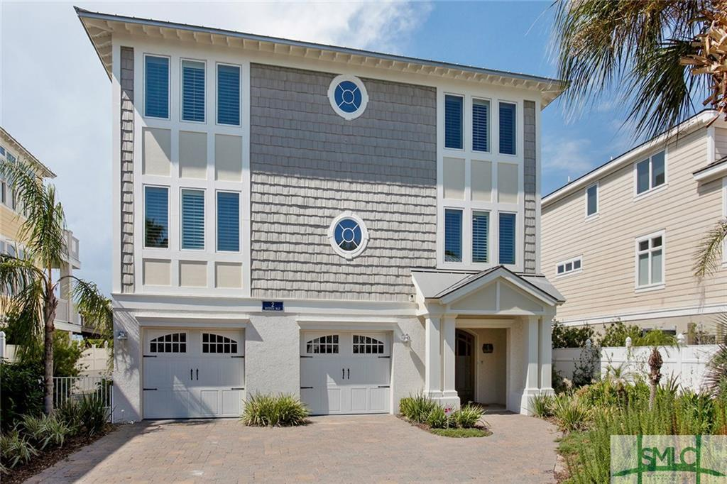 2 Waterside Walk, Tybee Island, GA, 31328, Tybee Island Home For Sale