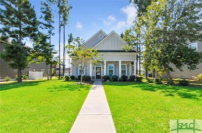 Richmond Hill Single Family Home For Sale: 310 Sunbury Drive