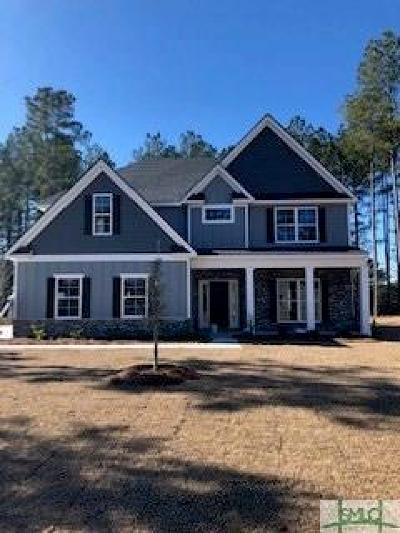 Single Family Home For Sale: 146 Sapphire Circle