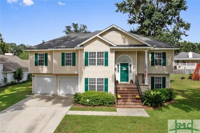 Savannah Single Family Home For Sale: 147 Druid Circle