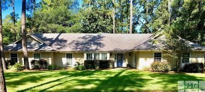 Savannah Single Family Home For Sale: 1 Holemark Lane