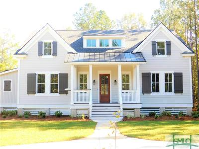 Pooler Single Family Home For Sale: 234 Westbrook Lane