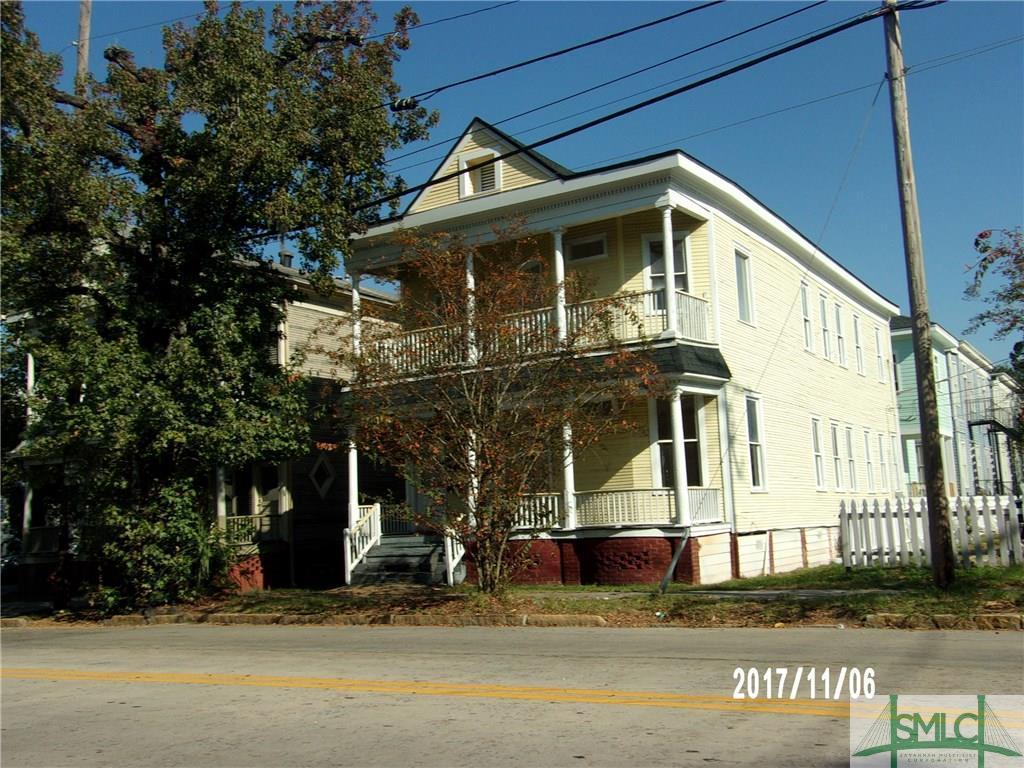1408 Abercorn, Savannah, GA, 31401, Historic Savannah Home For Sale