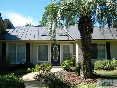 Savannah Single Family Home For Sale: 1 Druid Court