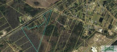 Richmond Hill Residential Lots & Land For Sale: Hill Road