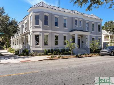 Savannah Single Family Home For Sale: 322 E Hall Street