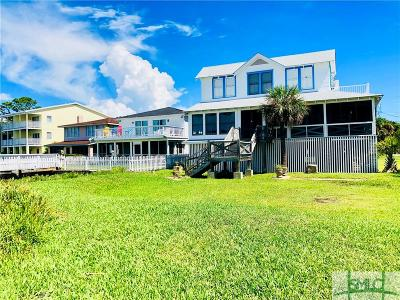 Tybee Island Multi Family Home For Sale: 1511 Chatham Avenue
