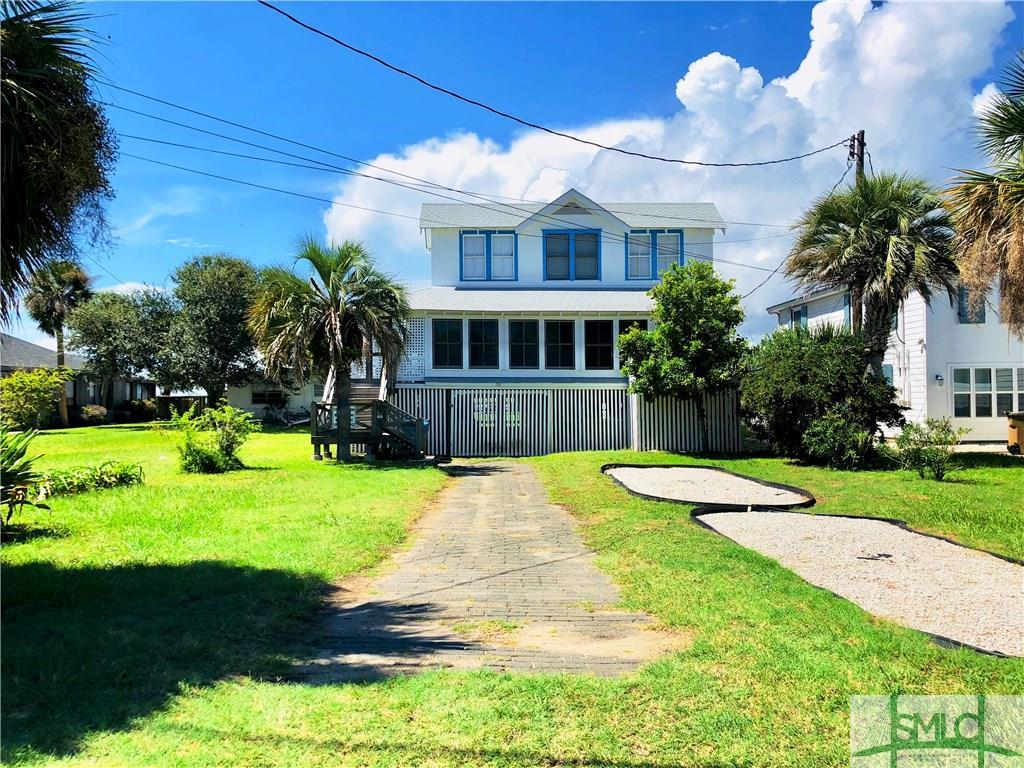 1511 Chatham, Tybee Island, GA, 31328, Tybee Island Home For Sale