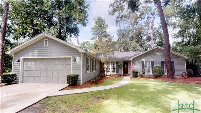 Savannah Single Family Home For Sale: 7607 Laroche Avenue