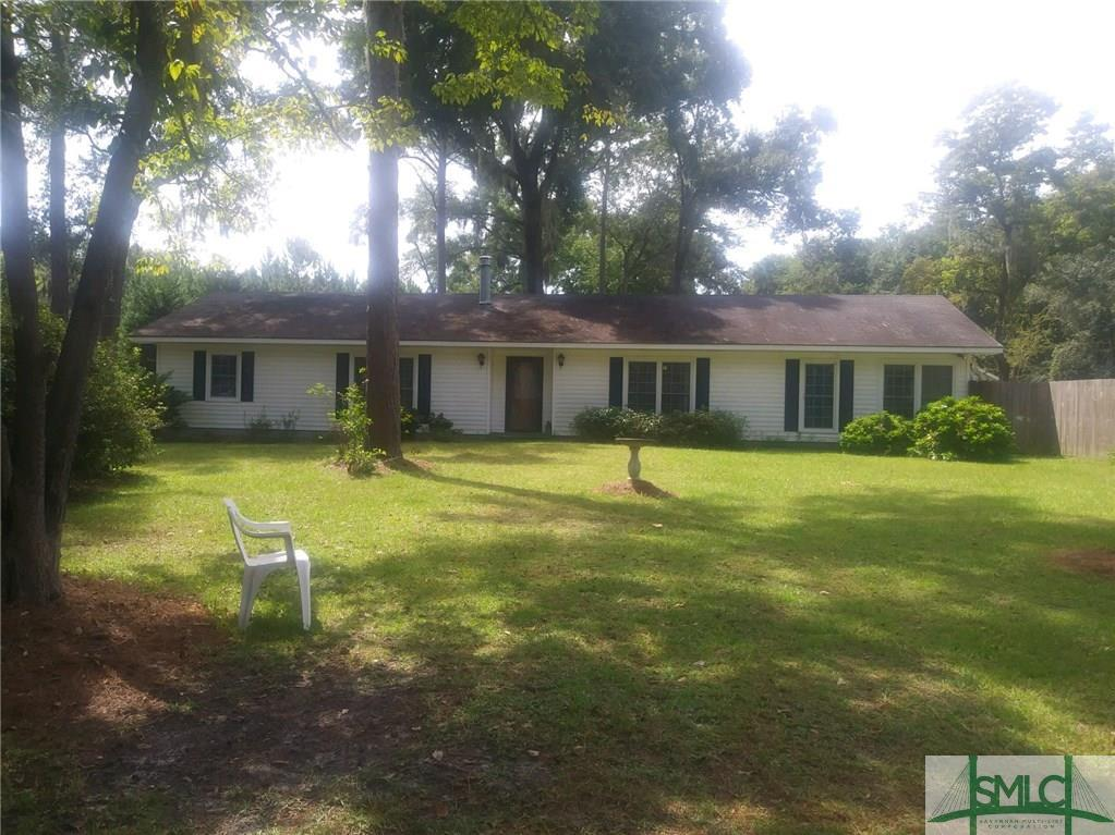 674 Blue Gill, Ellabell, GA, 31308, Ellabell Home For Sale