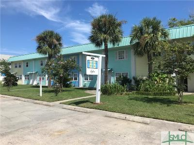 Tybee Island GA Condo/Townhouse For Sale: $209,500