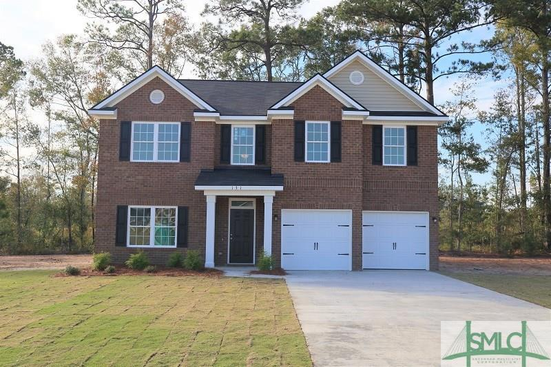 131 Red Rock, Ludowici, GA, 31316, Ludowici Home For Sale