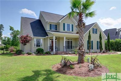 Savannah Single Family Home For Sale: 5 Cord Grass Lane