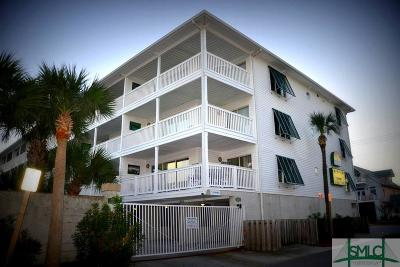 Tybee Island Condo/Townhouse For Sale: 3 3rd Street #512