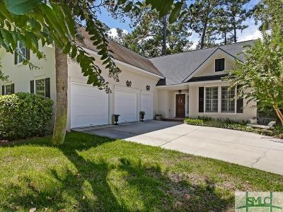 Savannah Single Family Home For Sale: 15 Robert Reid Court