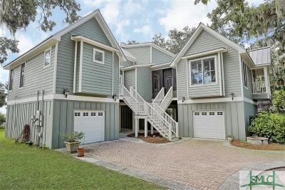 Savannah Single Family Home For Sale: 802 Whippoorwill Road