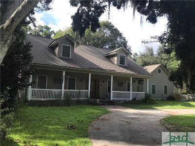 Single Family Home For Sale: 8609 Gohler Avenue