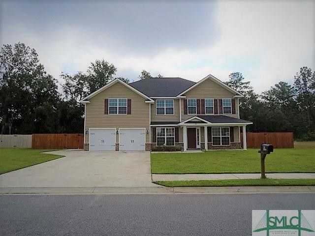 366 Nashview, Allenhurst, GA, 31301, Allenhurst Home For Sale