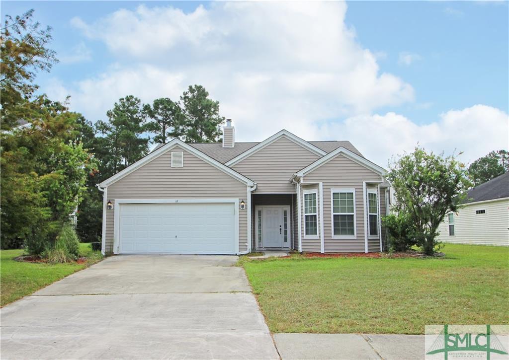 18 Old Bridge, Pooler, GA, 31322, Pooler Home For Sale