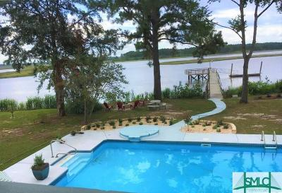 Midway GA Single Family Home For Sale: $275,000