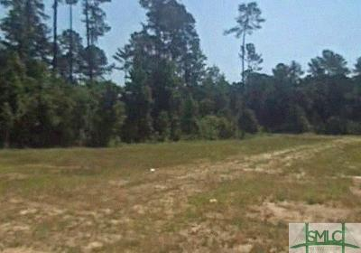 Savannah Residential Lots & Land For Sale: 130 Basswood Drive
