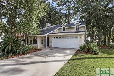 Savannah Single Family Home For Sale: 2 Oemler Court W