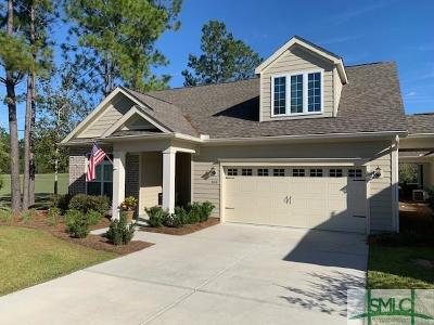 Pooler Single Family Home For Sale: 166 Kingfisher Circle