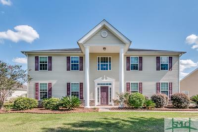Single Family Home For Sale: 619 Stonebridge Circle