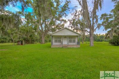 Midway Single Family Home Active Contingent: 3487 Islands Highway