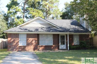 Single Family Home For Sale: 134 Ropemaker Lane