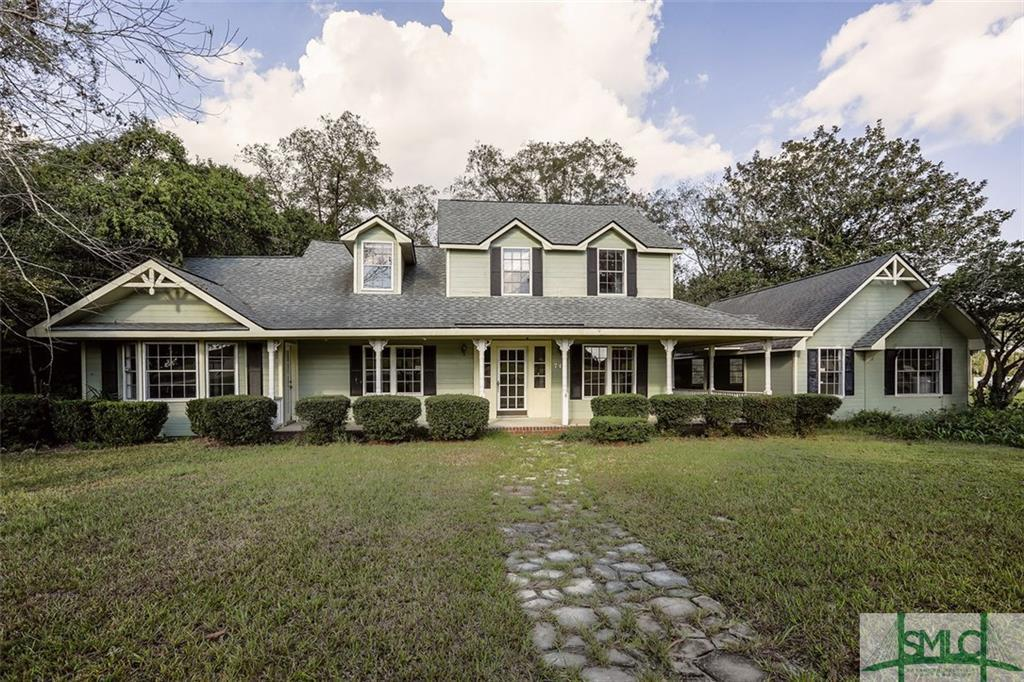 747 GA Hwy 196, Glennville, GA, 30427, Glennville Home For Sale