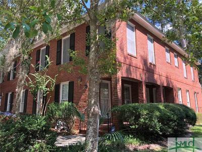 Savannah Condo/Townhouse For Sale: 19 Bundy Park