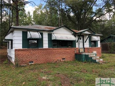 Single Family Home For Sale: 224 Carver Street