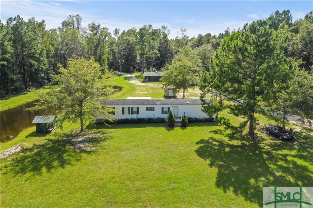 360 Clyo Shawnee, Springfield, GA, 31329, Springfield Home For Sale