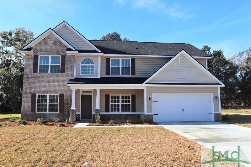 52 Flemington Oaks, Hinesville, GA, 31313, Hinesville Home For Sale