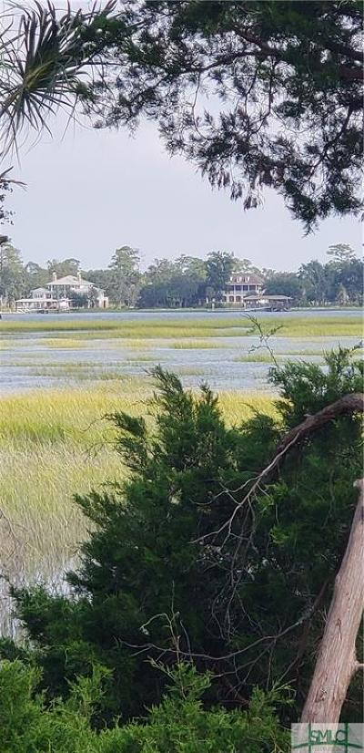 Savannah GA Residential Lots & Land For Sale: $289,900
